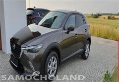 mazda Mazda CX-3 2.0 150KM 4x4*Bogata wersja wyposażenia*