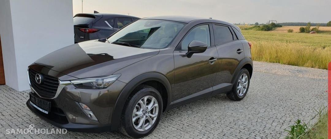 Mazda CX-3 2.0 150KM 4x4*Bogata wersja wyposażenia* 1