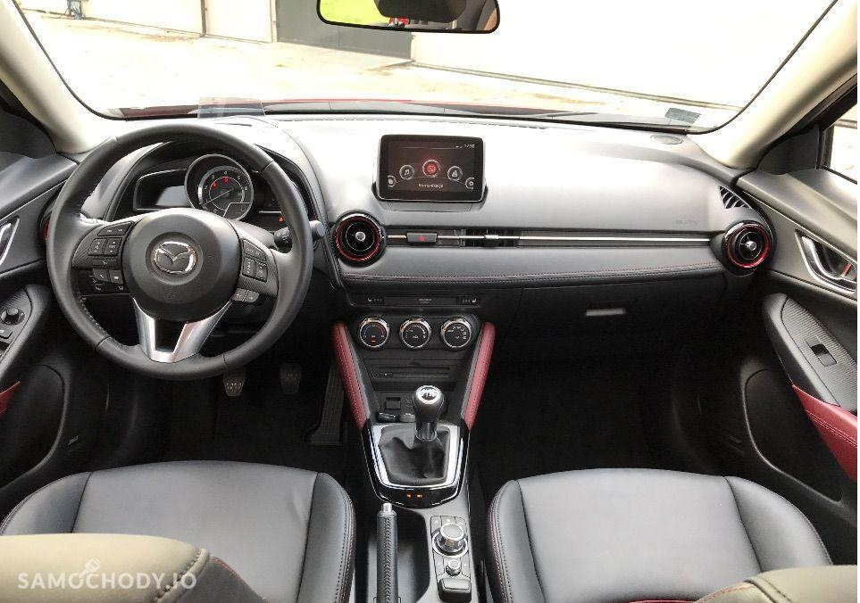 Mazda CX-3 SUV , 105 KM , BEZWYADKOWY 4