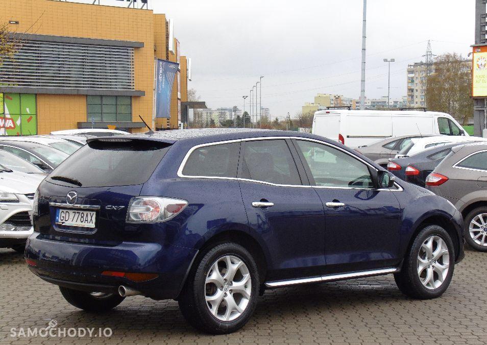 Mazda CX-7 serwisowany , kamera , z polskiego salonu 4