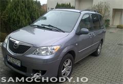 mazda z województwa wielkopolskie Mazda MPV 135KM 2.0 diesel 6 osob