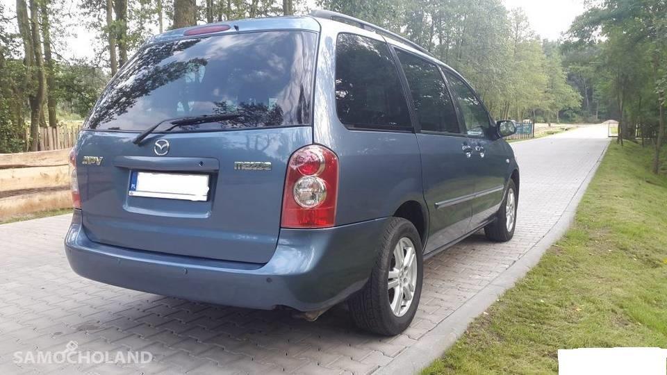 Mazda MPV MAZDA  MPV - PIERWSZY WŁAŚCICIEL W KRAJU - MAŁO UŻYTKOWANA 16