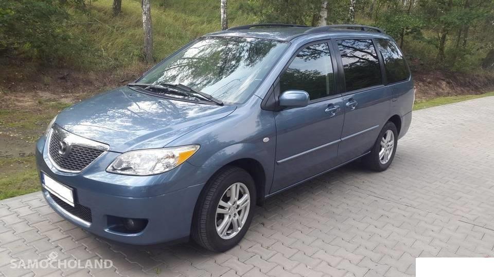 Mazda MPV MAZDA  MPV - PIERWSZY WŁAŚCICIEL W KRAJU - MAŁO UŻYTKOWANA 1