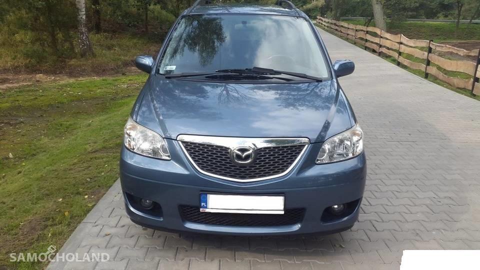 Mazda MPV MAZDA  MPV - PIERWSZY WŁAŚCICIEL W KRAJU - MAŁO UŻYTKOWANA 7