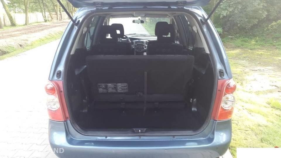Mazda MPV MAZDA  MPV - PIERWSZY WŁAŚCICIEL W KRAJU - MAŁO UŻYTKOWANA 22