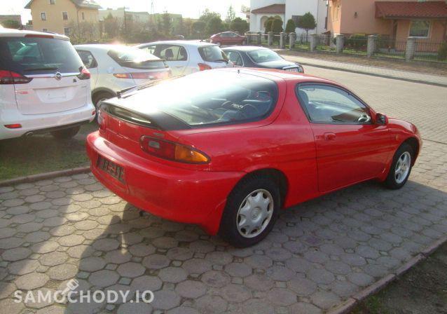 Mazda MX-3 OPŁACONY , ZADBANY , BENZYNA  2