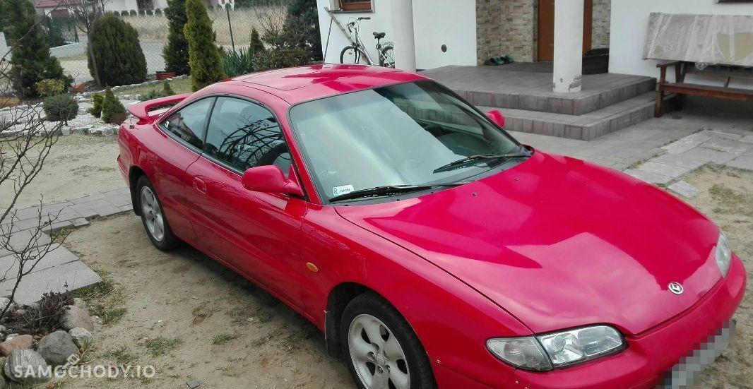 Mazda MX-6 LPG , Zarejestrowany w Polsce , TEMPOMAT  1