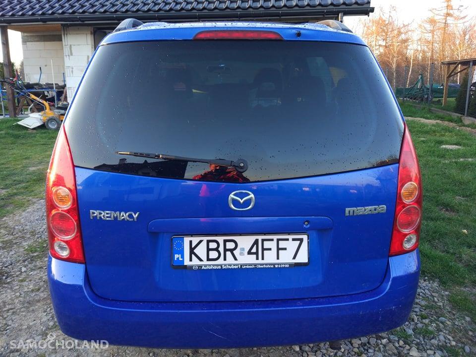 Mazda Premacy 2004r. garażowana, zadbana, bezwypadkowa 16