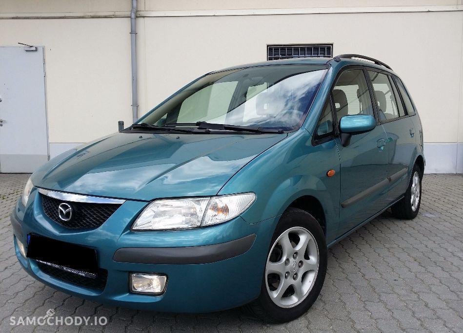 Mazda Premacy EXCLUSIVE , 101 KM , I właściciel 1