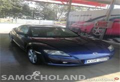 mazda Mazda RX-8 1.3 192km 2007r Anglik zarejestrowany w Polsce