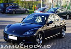 z miasta tczew Mazda RX-8 niski przebieg , 231 KM ,  xenony