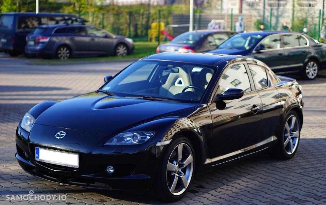 Mazda RX-8 niski przebieg , 231 KM ,  xenony 1