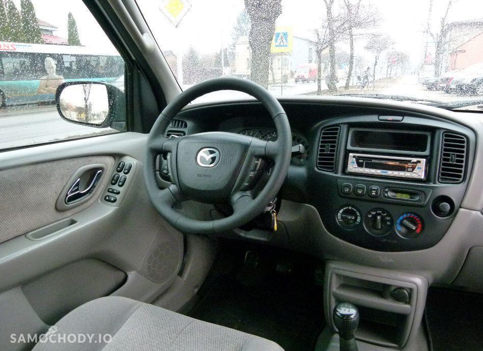 Mazda Tribute I właściciel , tempomat , terenowy  4