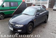 mazda z miasta wrocław Mazda Xedos Zarejestrowany w Polsce, 140 KM , skóra