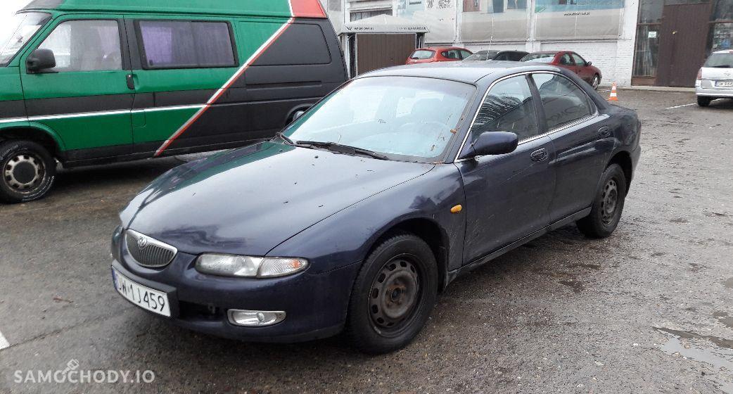 Mazda Xedos Zarejestrowany w Polsce, 140 KM , skóra 1