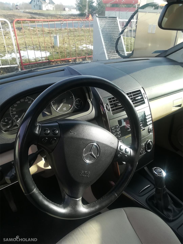 Mercedes Benz Klasa A W169 (2004-2012) Ładny i w 100% bezwypadkowy 4