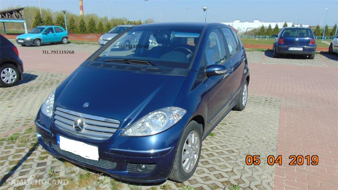 Mercedes Benz Klasa A W169 (2004-2012) MERCEDES A 180 CDI-MOC 109KM-6BIEG 100%BEZWYPAD-TEL791319268 1