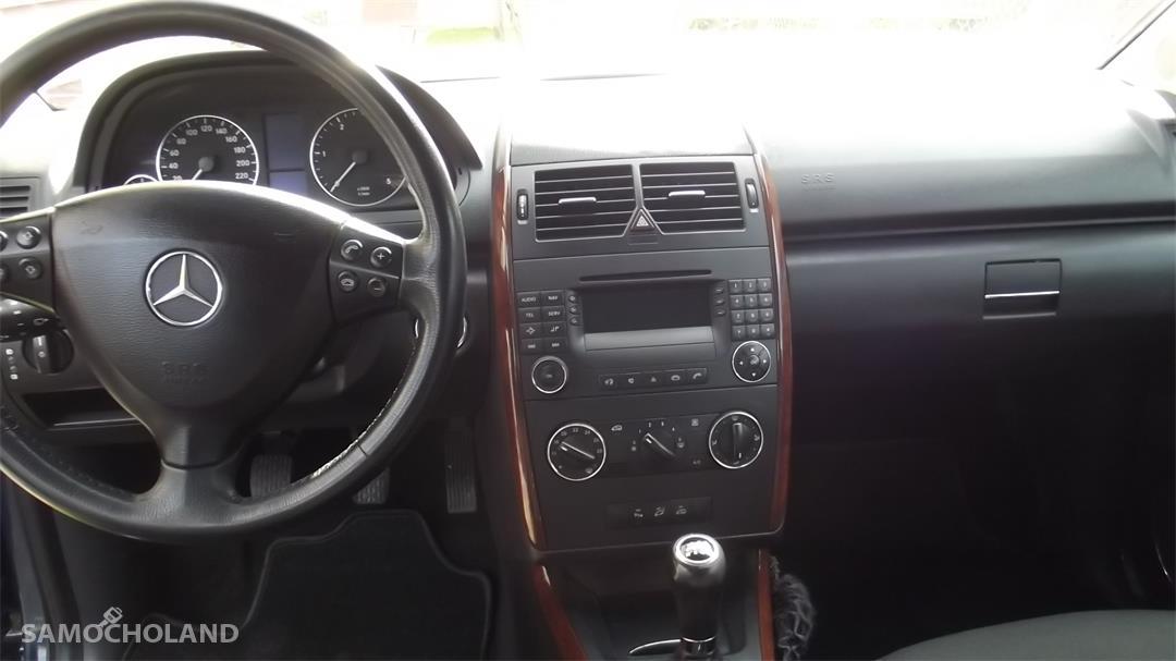 Mercedes Benz Klasa A W169 (2004-2012) MERCEDES A 180 CDI-MOC 109KM-6BIEG 100%BEZWYPAD-TEL791319268 16