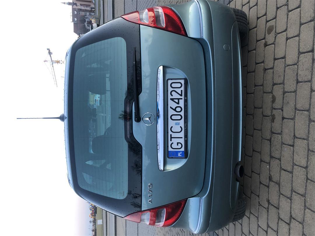 Mercedes Benz Klasa A W169 (2004-2012) Mercedes Benz wersja poliftowa OKAZJA!! Niski przebieg, wersja Elegance  2