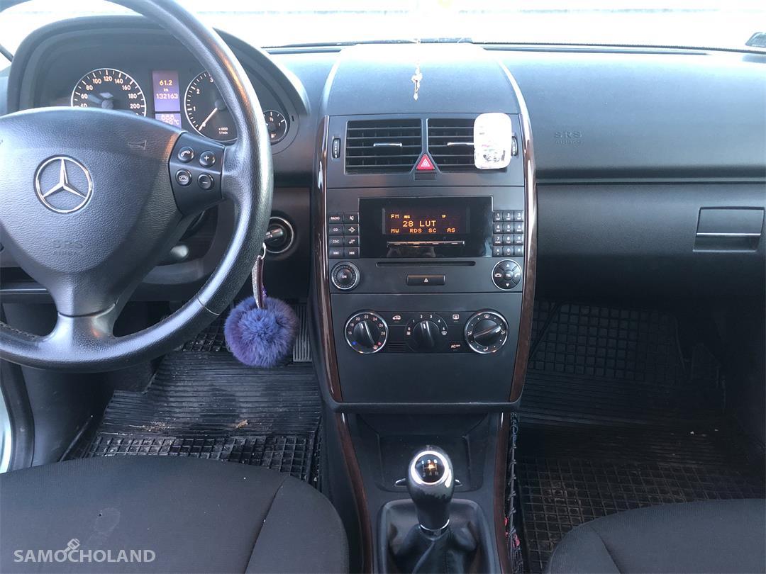 Mercedes Benz Klasa A W169 (2004-2012) Mercedes Benz wersja poliftowa OKAZJA!! Niski przebieg, wersja Elegance  7