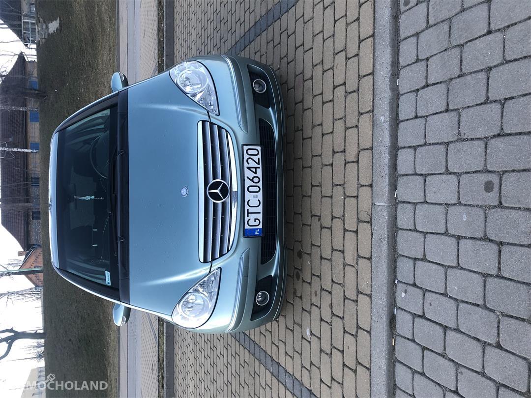 Mercedes Benz Klasa A W169 (2004-2012) Mercedes Benz wersja poliftowa OKAZJA!! Niski przebieg, wersja Elegance  1