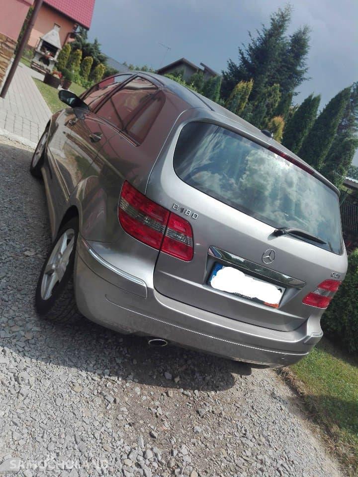 Mercedes Benz Klasa B W245 (2005-2011)  4