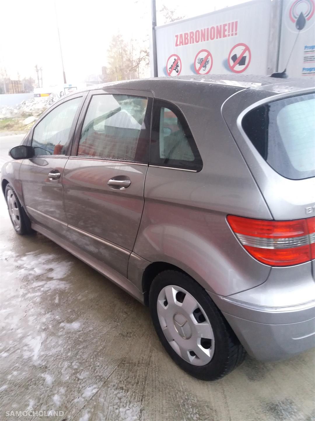 Mercedes Benz Klasa B W245 (2005-2011)  2