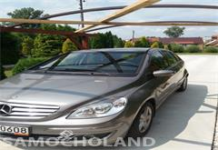 mercedes benz Mercedes Benz Klasa B W245 (2005-2011)