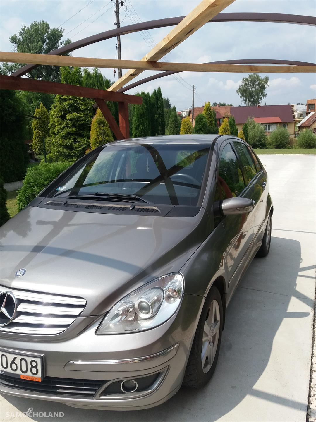Mercedes Benz Klasa B W245 (2005-2011)  1