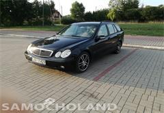mercedes benz klasa c Mercedes Benz Klasa C W203 (2000-2007)