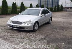 mercedes benz Mercedes Benz Klasa C W203 (2000-2007)