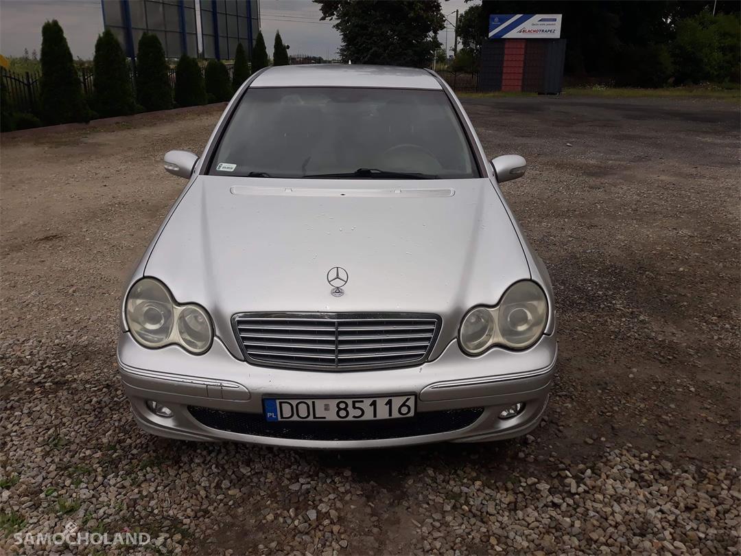 Mercedes Benz Klasa C W203 (2000-2007)  7