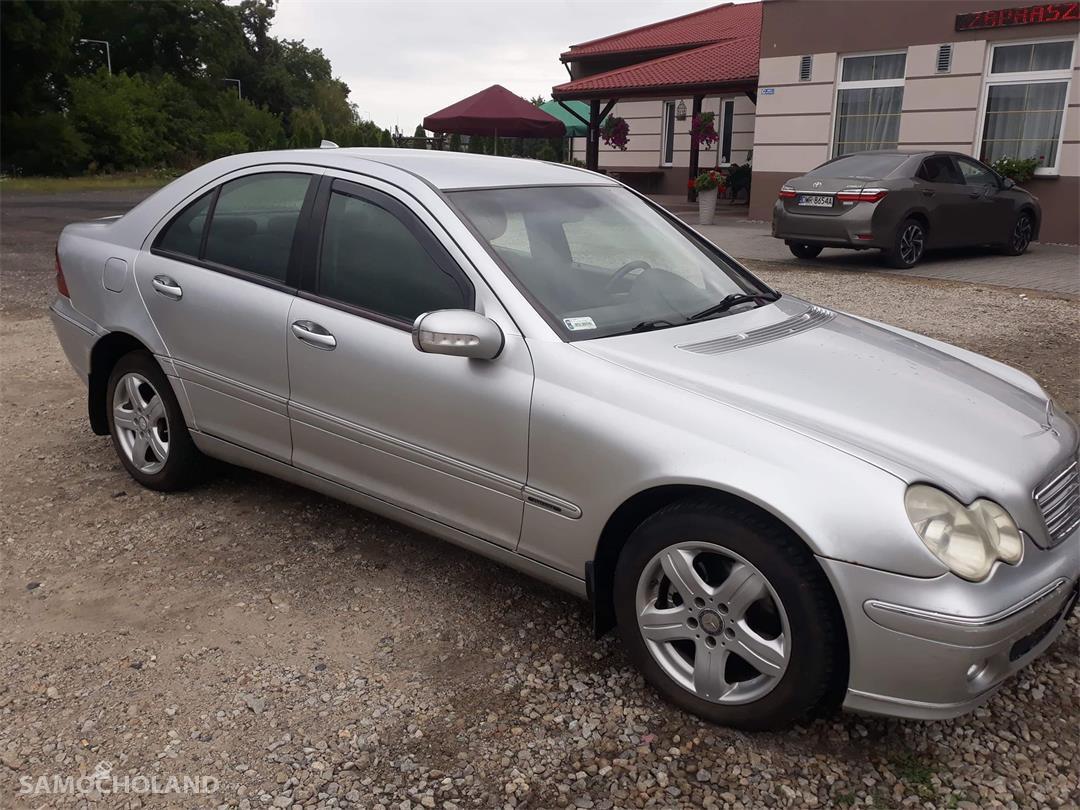 Mercedes Benz Klasa C W203 (2000-2007)  2