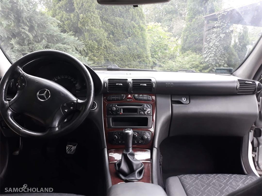 Mercedes Benz Klasa C W203 (2000-2007)  29