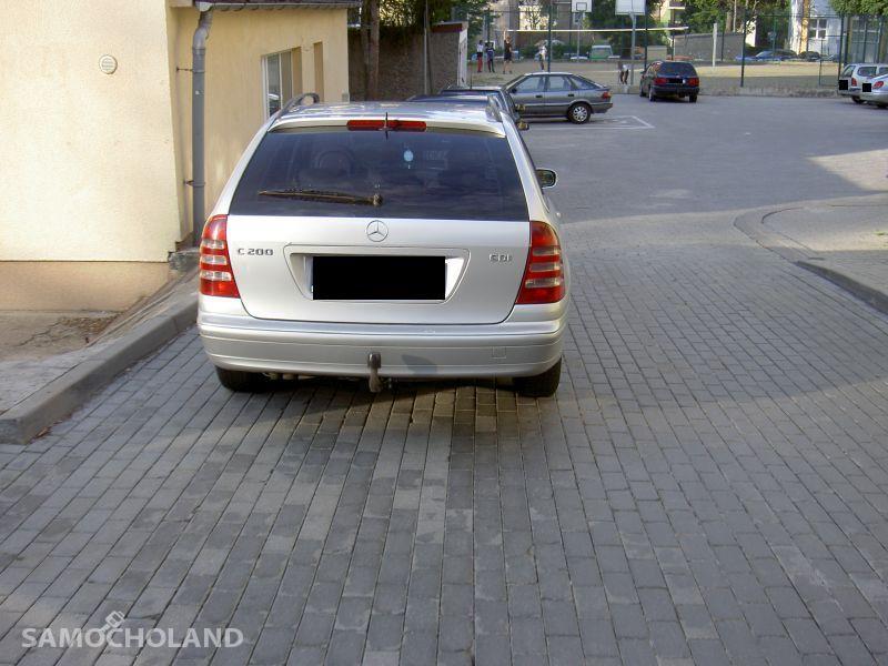 Mercedes Benz Klasa C W203 (2000-2007) kombi diesel, zadbany, nie palone w środku 4