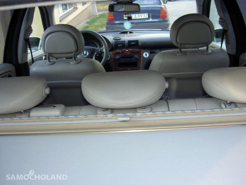 Mercedes Benz Klasa C W203 (2000-2007) kombi diesel, zadbany, nie palone w środku 16