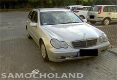 mercedes benz z województwa dolnośląskie Mercedes Benz Klasa C W203 (2000-2007) kombi diesel, zadbany, nie palone w środku