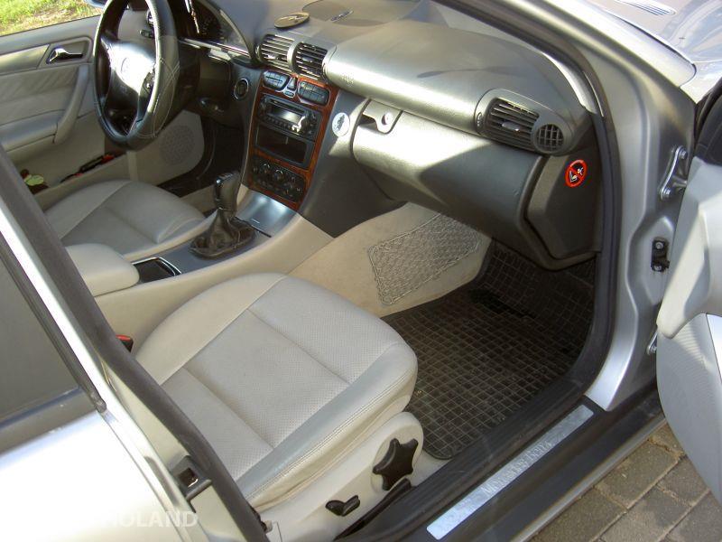 Mercedes Benz Klasa C W203 (2000-2007) kombi diesel, zadbany, nie palone w środku 11