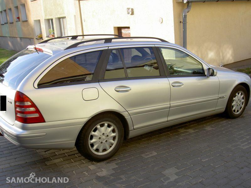 Mercedes Benz Klasa C W203 (2000-2007) kombi diesel, zadbany, nie palone w środku 7