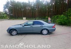 mercedes benz klasa c Mercedes Benz Klasa C W203 (2000-2007) Mercedes w203 c180 kompressor NAVI