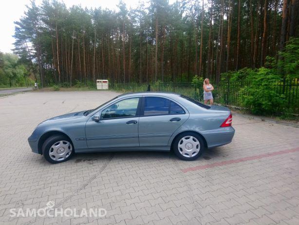 Mercedes Benz Klasa C W203 (2000-2007) Mercedes w203 c180 kompressor NAVI  1