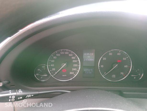 Mercedes Benz Klasa C W203 (2000-2007) Mercedes w203 c180 kompressor NAVI  2