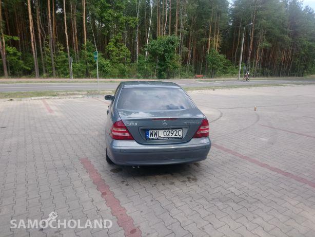 Mercedes Benz Klasa C W203 (2000-2007) Mercedes w203 c180 kompressor NAVI  11