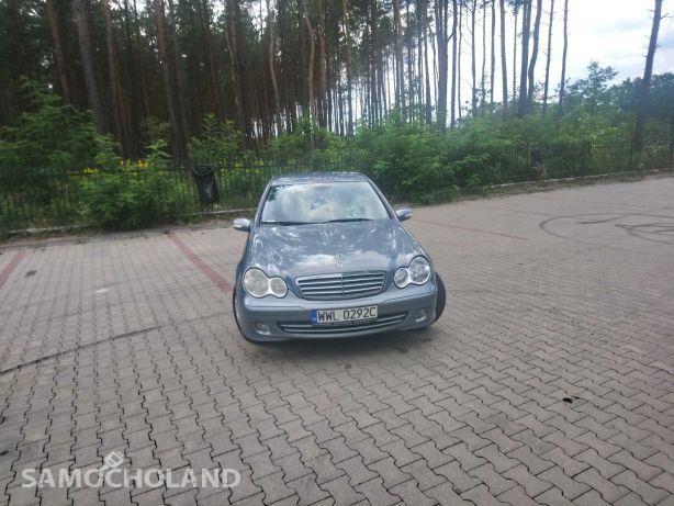 Mercedes Benz Klasa C W203 (2000-2007) Mercedes w203 c180 kompressor NAVI  22