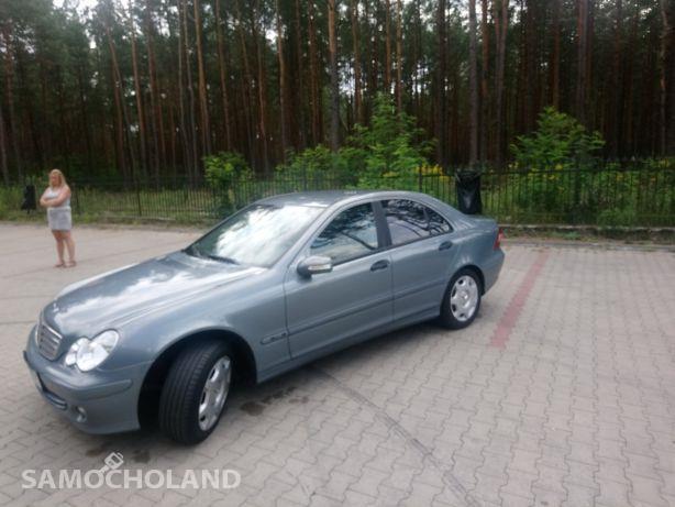 Mercedes Benz Klasa C W203 (2000-2007) Mercedes w203 c180 kompressor NAVI  7