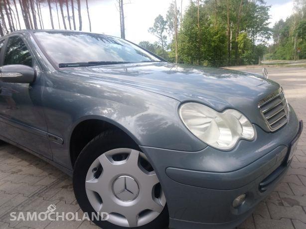 Mercedes Benz Klasa C W203 (2000-2007) Mercedes w203 c180 kompressor NAVI  16