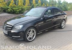 mercedes benz Mercedes Benz Klasa C W204 (2007-2014) PIERWSZY WLASCICIEL W POLSCE C 320 CDI AMG