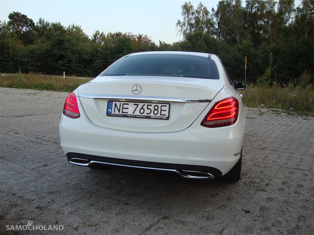 Mercedes Benz Klasa C W205 (2014-) Mercedes Benz Mercedes Benz Mercedes Benz Mercedes Benz Salon Polska,bezwypadkowy,7G tronic,Command online,ILS 11