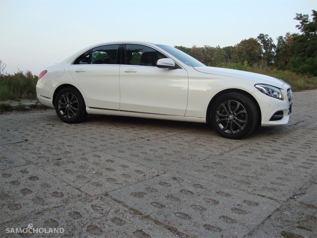 Mercedes Benz Klasa C W205 (2014-) Mercedes Benz Mercedes Benz Mercedes Benz Mercedes Benz Salon Polska,bezwypadkowy,7G tronic,Command online,ILS 4