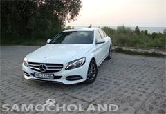 mercedes benz Mercedes Benz Klasa C W205 (2014-) Mercedes Benz Mercedes Benz Mercedes Benz Mercedes Benz Salon Polska,bezwypadkowy,7G tronic,Command online,ILS